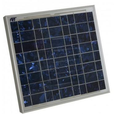 Panou fotovoltaric policristalin 50W cu regulator de incarcare pentru garduri electrice