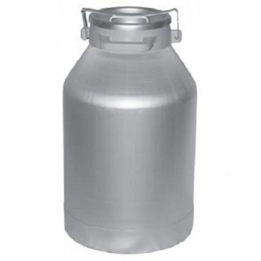 Bidon aluminiu 30 L cu capac
