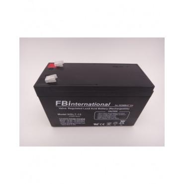 Acumulator 12V 7Ah pentru Gard Electric, UPS, alarma, AGM