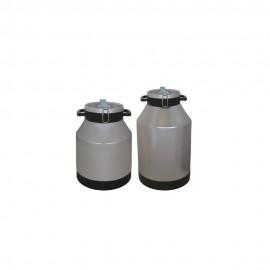 Bidon Aluminiu cu capac aluminiu 25 Litrii