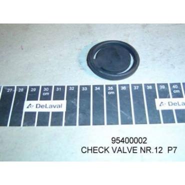 Check valve Nr. 12 P7- 95400002