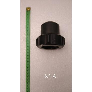 Conector teava de lapte plastic 40 mm FOLOSIT