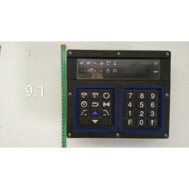Contor punct de muls DeLaval MPC680 FOLOSIT