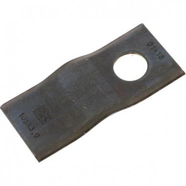 Cutit rotativ pentru cositoare 105x47x3 mm