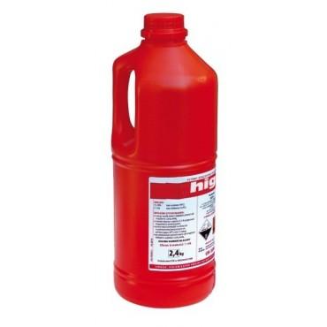 Detergent acid lichid 2,4 Kg pentru aparate de muls