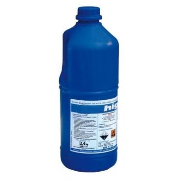 Detergent alcalin lichid 2,4 Kg pentru aparate de muls