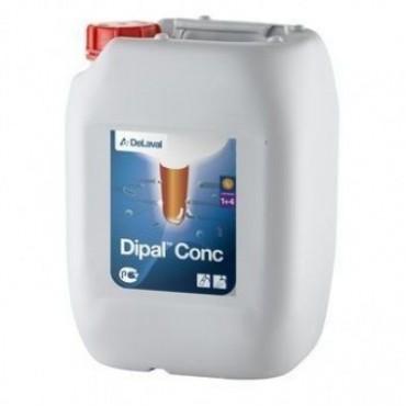 Dipal Conc. 5L - dezinfectant pentru uger dupa muls