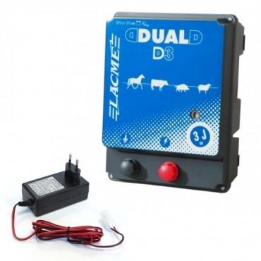 Generator DUAL 3 cu adaptor