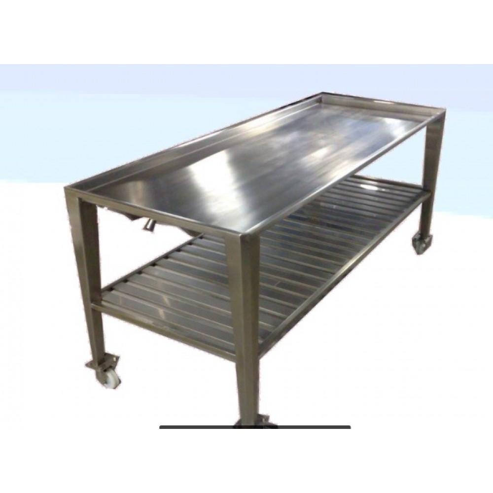 Masa pentru cascaval 100x65x100- Sajt asztal 100x65x100