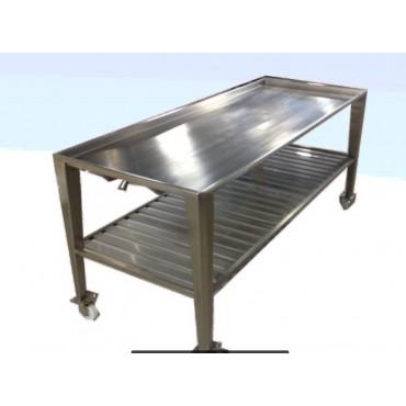 Masa pentru cascaval 100x75x85- Sajt asztal 100x75x85
