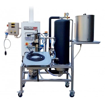 MKPAG300 Pasteurizator AUTOMATIC pe gaz -  MKPAG 300 Gáz pasztörizáló