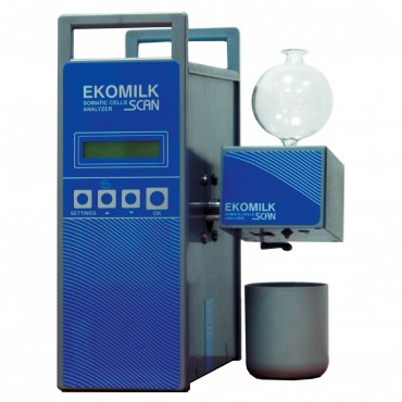 EKOMILK SCAN somatic cell counter