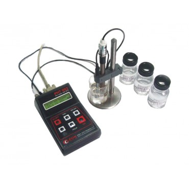 pH meter for milk