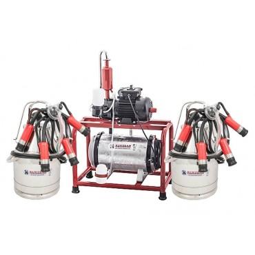 Pompa de vacuum pentru sistem fix cu doua bidoane