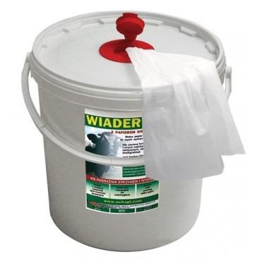 Prosop igienic umed cu galeata