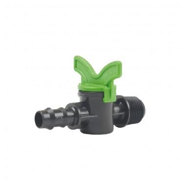 Robinet de inchidere vacuum pentru aparate de muls mobile 1/2 x16