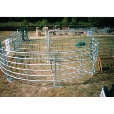 Sisteme de tarcuri de selectie pentru bovine