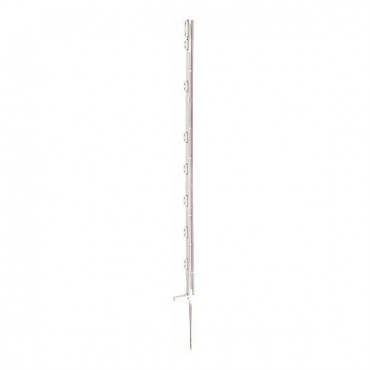 Set 10 buc Stalp gard electric plastic economic 105 cm